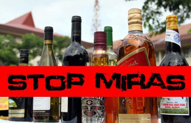 Innalillahi, Kapolda NTT Dukung Victor Laiskodat Legalkan Minuman Keras