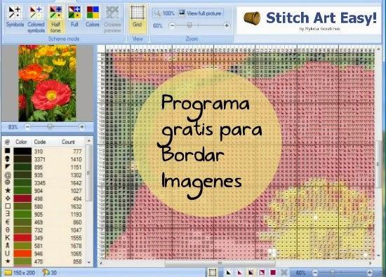 software, programas, bordado, descarga, manualidades, costura