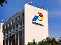 PT Pertamina (Persero) - Recruitment For Fresh Graduate Program Pertamina October 2016
