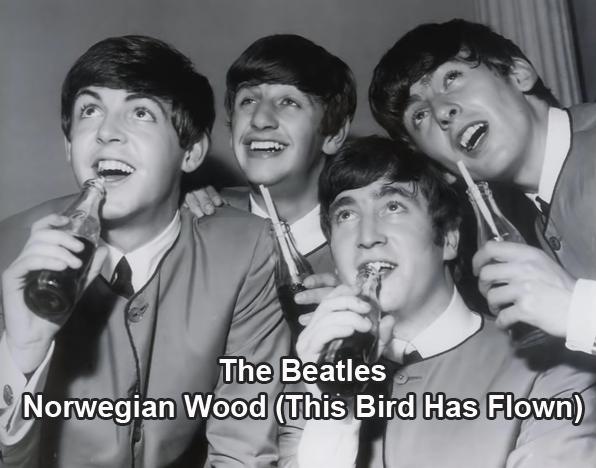 Norwegian Wood (This Bird Has Flown) - The Beatles - Lyrics, Chords ...