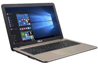Asus F540L Drivers windows 10 64bit