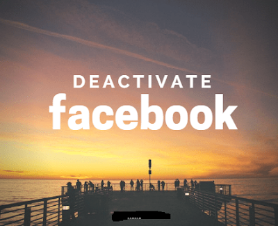 Fast Steps to deactivate Your Facebook Account - How To