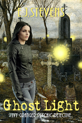 Ghost Light Ivy Granger Paranormal Urban Fantasy by E.J. Stevens