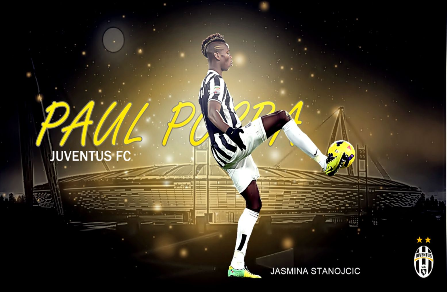 Paul Pogba Desktop Background