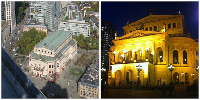Alte Oper na Opernplatz, Frankfurt