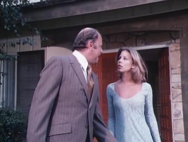 Zebradelic Jo Ann Harris on Barnaby Jones in 1974