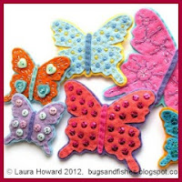 Mariposas adornadas