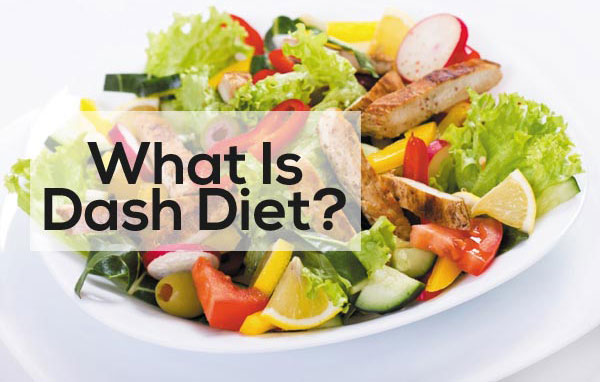 Dash Diet May Stave Off Heart Disease or Stroke
