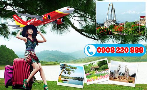 Vé máy bay Đà Lạt đi Hải Phòng