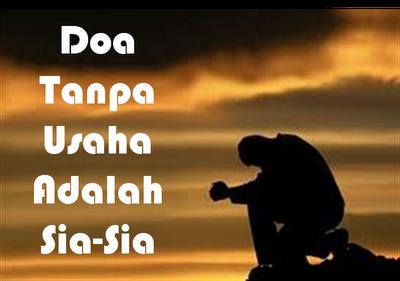 Kata Kata Doa Dan Usaha