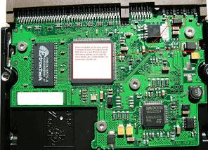 Bagian-bagian Hardisk Komputer dan Fungsinya