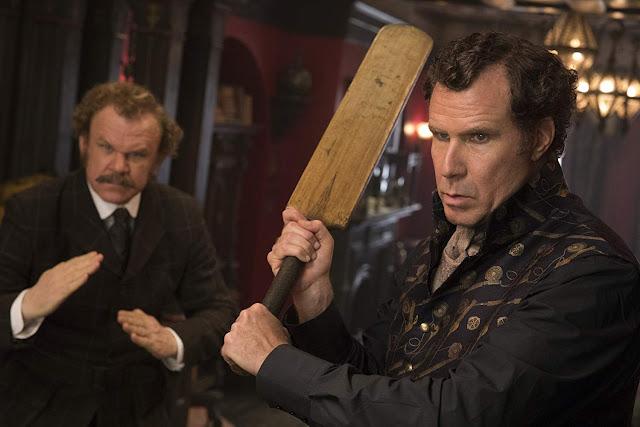 """""""Holmes & Watson"""" vence o Framboesa de Ouro 2019"""