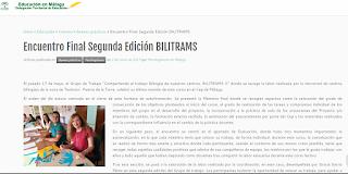 http://bilitrams.blogspot.com.es/2017/06/difundiendo-nuestro-trabajo.html