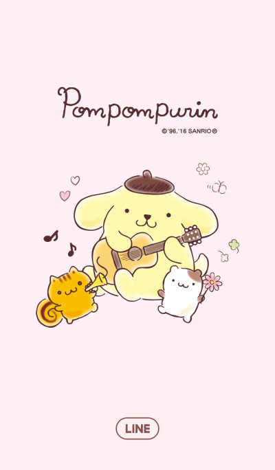 Pompompurin HAPPY DAY