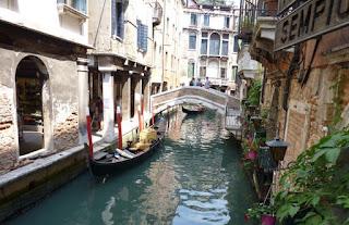 Rincones con encanto en Venecia.