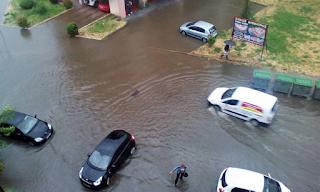 «Βούλιαξε» η Ξάνθη: «Ποτάμια» οι δρόμοι από την κακοκαιρία - EIKONEΣ&ΒΙΝΤΕΟ