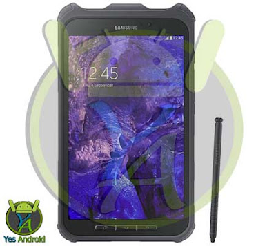 T365XXU1BPB1 Android 5.1.1 Galaxy Tab Active LTE SM-T365
