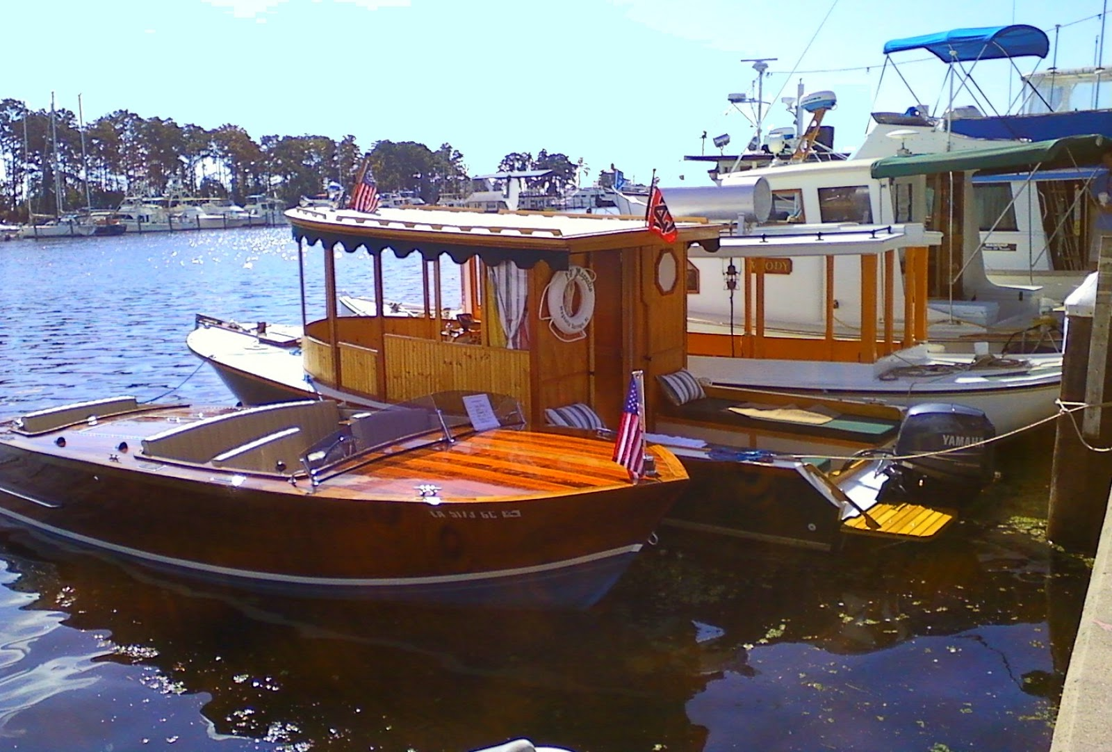Tammany Family Wooden Boat Festival Pictures