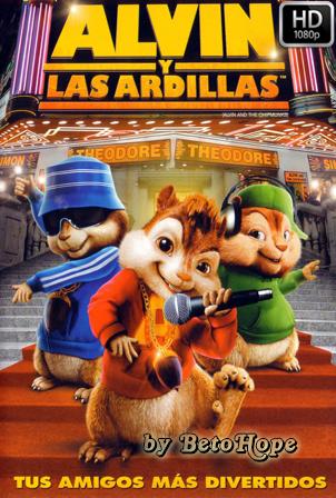 Alvin y Las Ardillas [1080p] [Latino-Ingles] [MEGA]