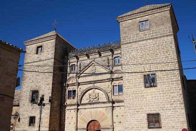 Casa de las Torres o Palacio de Dávalos
