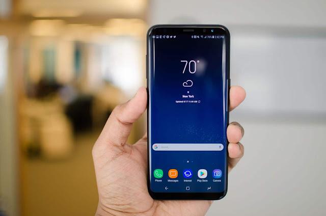 Samsung Galaxy A8+(2018)