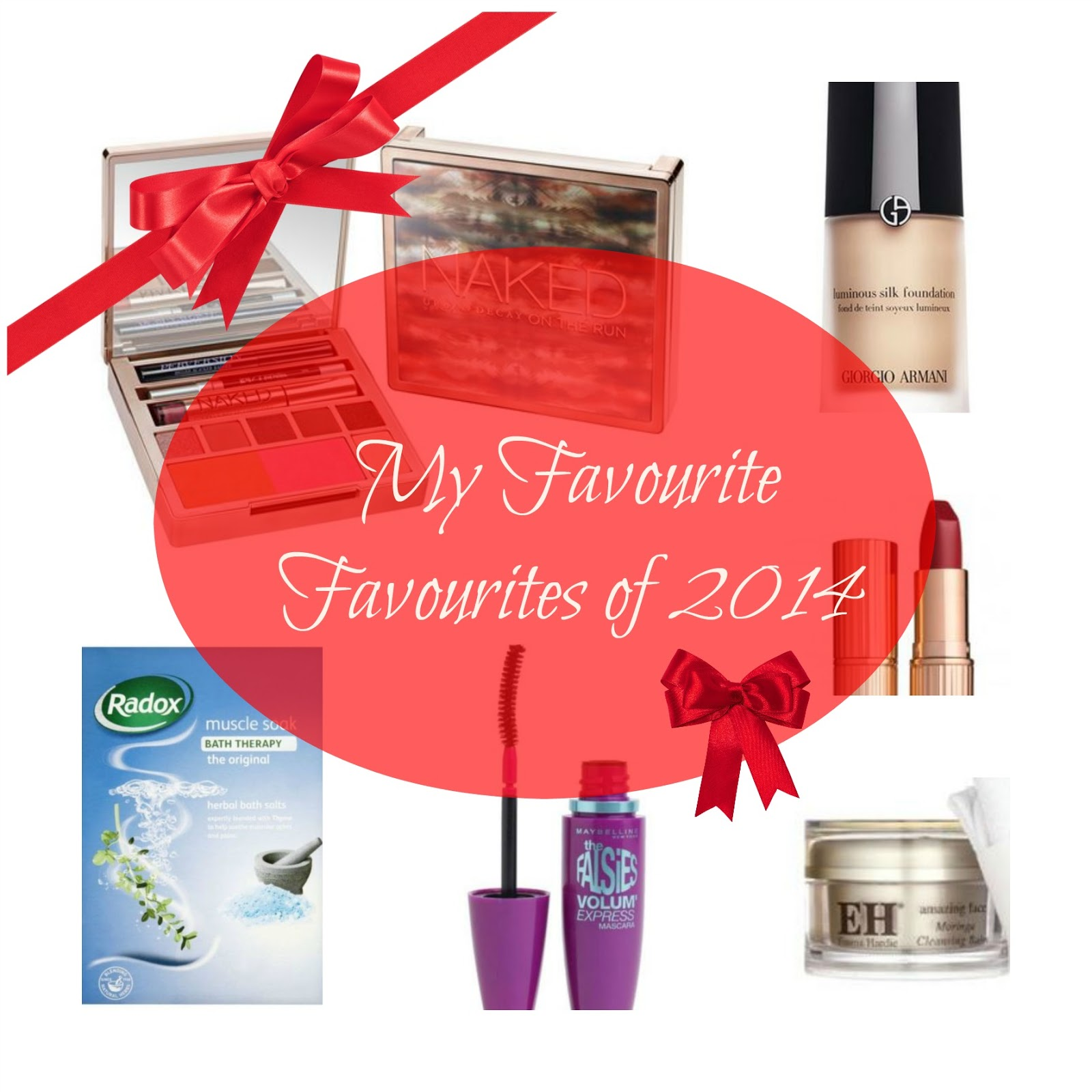 Favourite Products in 2014