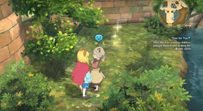 Ni No Kuni 2, Time for Tea, Quest 146, Meet The First Child