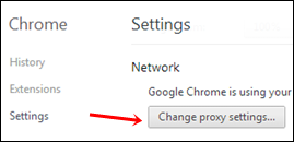 Chrome add on ip changer