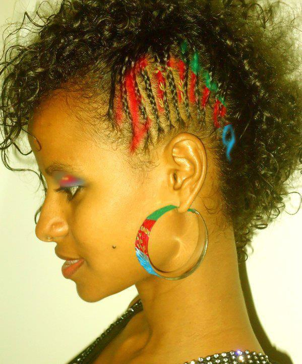 Cool Traditional Eritrean Hairstyles Madote Hairstyles For Men Maxibearus