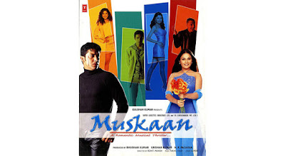 Aftab Shivdasani and Gracy Singh in Muskaan (2004)   Muskaan is a romantic hindi language Indian film directed by Rohit Manish in 2004. Muskaan is a hindi term. Its meaning in English is Smile. The film is produced by Bhushan Kumar and N.R Pachisia. The film is started by Aftab Shivdasani and Gracy Singh in the leading role and there are other characters too in the supporting role. Aftab Shivdasani as Sameer Oberoi and Gracy Singh as Muskaan play their roles. The film is a romantic one but in the ending time it looks it is a crime romantic film.  Plot:   Sameer is a dashing and debonair fashion designer. Jahnvi, Satin, Sharad and Shikha are also group members of Sameer's fashion designing. Muskaan lives in hostel with her friends.one day a wrong call comes to her from Sameer. After that they become friends and at last they fall in love with each other but Muskaan don't want to lose him as she has lost her mother and father's love. So, she keeps secret hee name and doesn't tell to him. But in Shimla a city in India they fortunately go in a same bus. But don't know each other. They stay in the hotel there and become friends and at last fall in love when Sameer's friend Jahnvi is murdered and he (Sameer) is confident to find the real murderer. At last they get a clue (Cassette tape) of the murder that night Jahnvi phoned to his father and it is recorded. The police arrest Satin. Sameer and Muskaan find their real love at last by singing a same song.   Muskaan Film Poster   Personal analysis and review:  There are some popular songs in the film that attract me greatly. But the acting is normal and somewhere overacting. But background music is just awesome to me. The main thing of the film is there is emotional situation in the film. It attracts me extremely. Somewhere, cinematography is awesome and normal editing style that I like mostly. But one thing I noticed in the movie is that the film seems it is lengthy. Sometimes, I think if the events were ended in a short tim