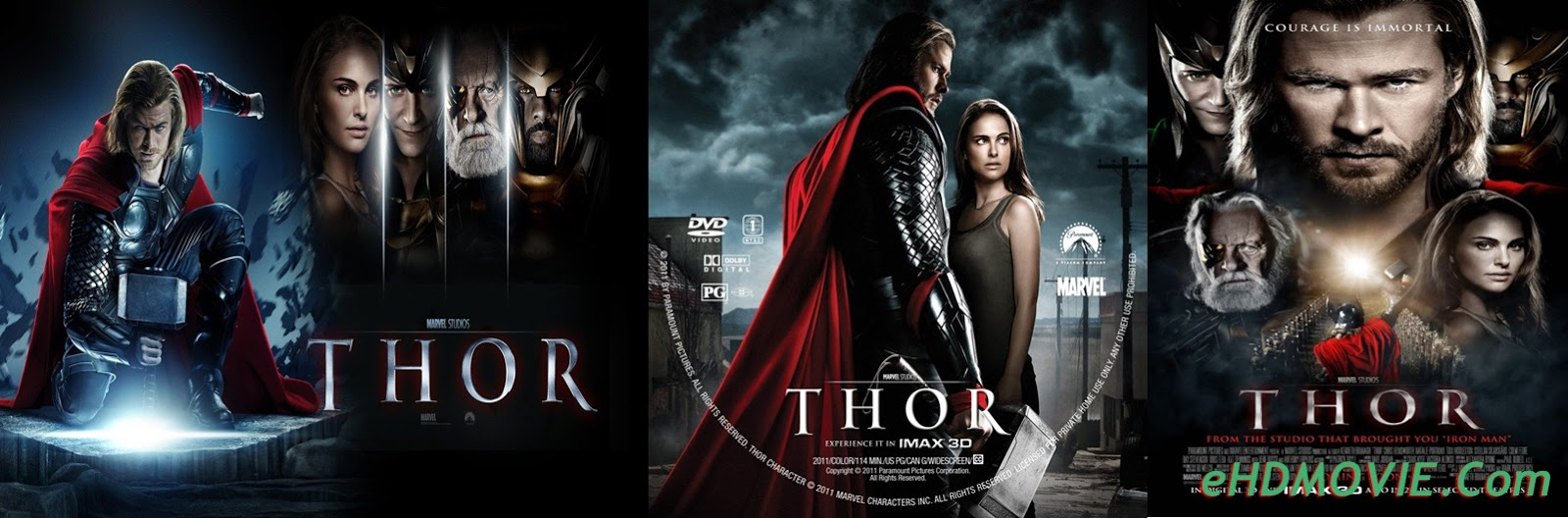 Thor 2011 Full Movie Dual Audio [Hindi – English] 720p – 480p ORG BRRip 350MB – 1.3GB ESubs Free Download