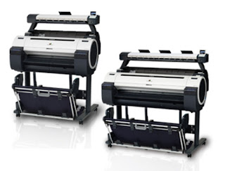 Enhance Workflow amongst Multifunction Printing Canon imagePROGRAF iPF771Me Driver And Review