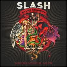 slash - apocalyptic love deluxe edition (2012)