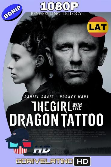 La Chica Del Dragón Tatuado (2011) BDrip 1080p Latino-Ingles mkv