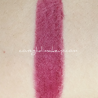 mac liptensity burnt violet swatch