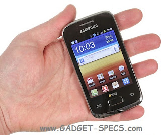 for samsung galaxy y duos s6102