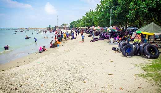 Pantai Sukaoneng, Gresik