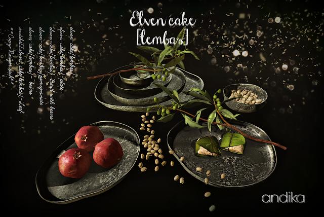 andika//elven-cake[lembas]@ Enchantment
