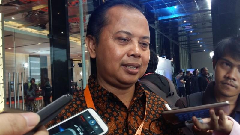Ketua KPU DKI Jakarta Sumarno