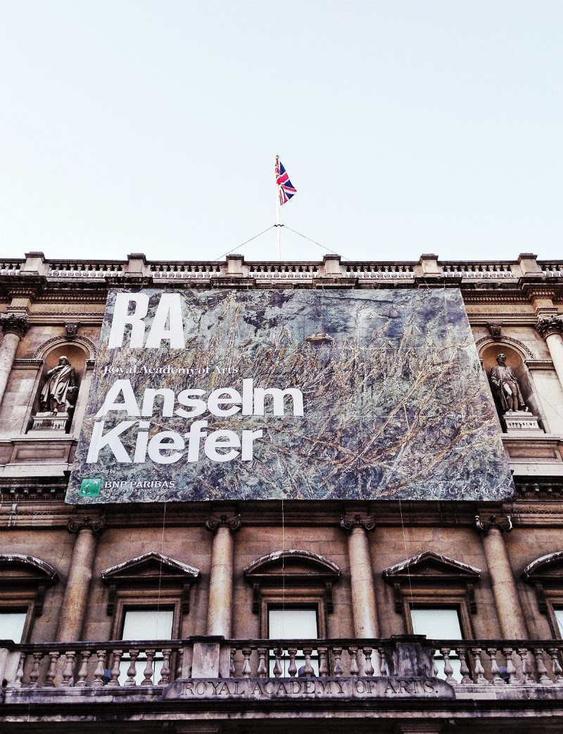 Royal Academy of Arts with Anselm Kiefer