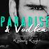 Cover Reveal -  Paradise & Vodka (Saddles & Racks #6) by Kimberly Knight