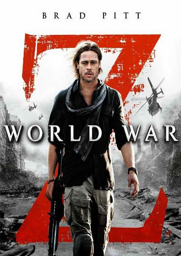 فیلم دوبله: جنگ جهانی زد (2013) World War Z