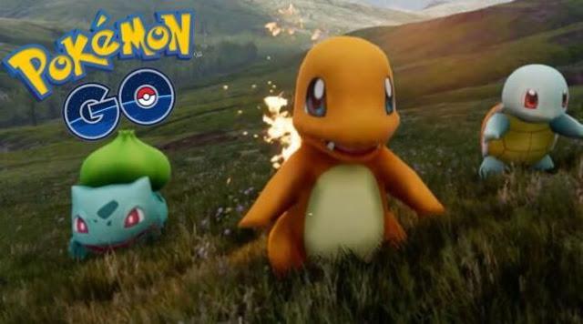 بوكيمون جو - تحميل لعبة بوكيمون جو 2017 للكمبيوتر وللاندرويد والايفون -  Download Pokémon GO