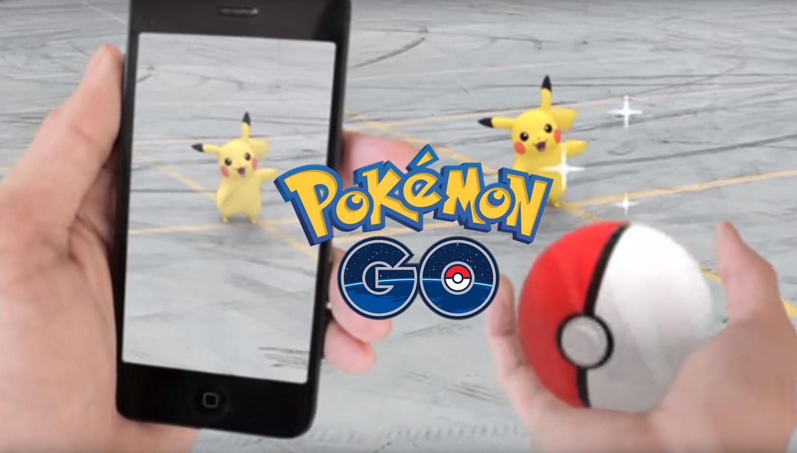 Tutti pazzi per Pokemon Go