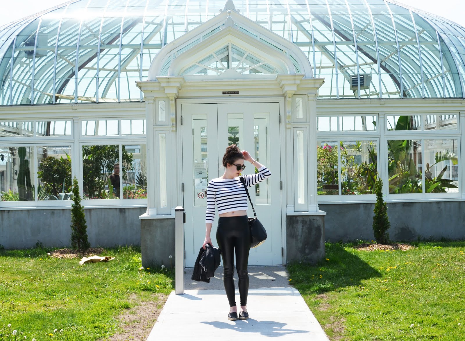 2015 Year in Review: OOTD at Experimental Farm in Ottawa