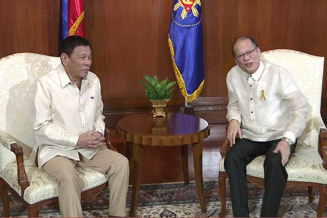 Duterte: P7B per year lost in PCSO corruption under Aquino