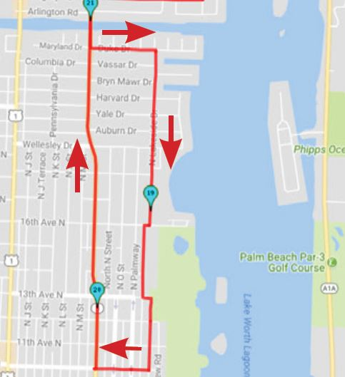Lake Worth Beach City Limits: Notes and stories unique to