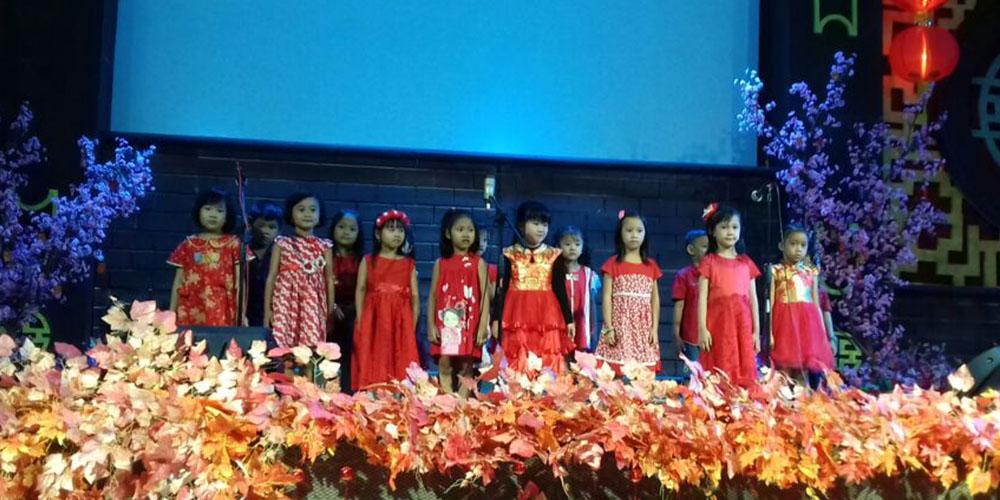 TK Kalam Kudus Ajarkan Siswanya untuk Melayani Sejak Dini