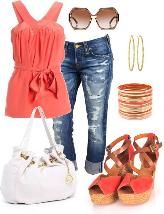 Nice Outfits For Summer Time ⋆ Instyle Fashion One