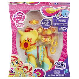 MLP Fashion Style Sunset Shimmer Brushable Pony